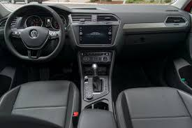 volkswagen california interior 2018 volkswagen tiguan canadian pricing released starts at 28 925