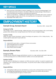 Sample Resume For Electrician Job by Sample Key Skills For Resume Resume For Your Job Application