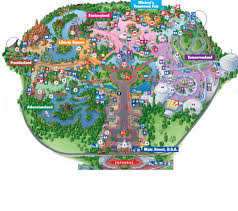 Disney World Monorail Map by Ideas For Improving Disney World Magic Kingdom Edition