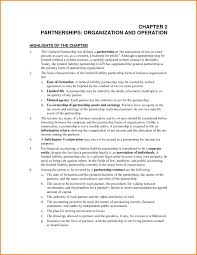 partnership contracts template with 6 business partnership