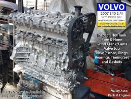 mitsubishi minicab engine 07 volvo s40 2 4i engine rebuild los angeles machine shop