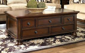Oval Mahogany Coffee Table Furniture Mahogany Coffee Table With Drawers Small Tables