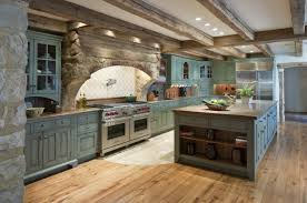 armoire de cuisine rustique armoire de cuisine rustique chic urbantrott com