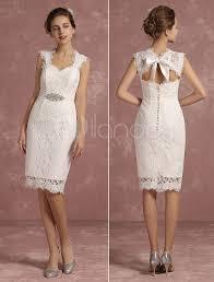 Short Wedding Dresses Summer Wedding Dresses 2017 Short Lace Sweetheart Sheath Bridal