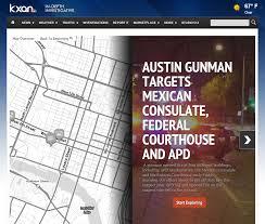 Traffic Map Austin by Austin Gunman Killed After Rampage Kxan Com