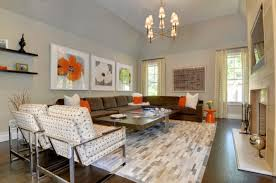 Decorative Styles Colorful Family Room Decorating Ideas Nytexas