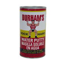 durham u0027s rock hard du 1 1 lb water putty 1 can the home depot
