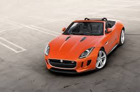 jaguar front 2014 jaguar f type driver front three quarters overhead photo