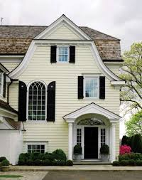 82 best exterior images on pinterest front doors yellow houses