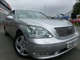 lexus blackburn used cars used 2006 lexus ls 430 18 u0027 u0027 alloys sat nav flsh stunning