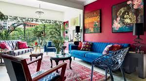 krsna mehta shows you home to bring colour into your home living