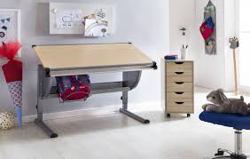 Kinder Schreibtisch Finebuy Design Kinderschreibtisch Michi Holz 120 X 60 Cm Grau