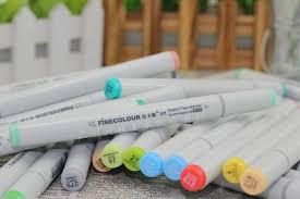 art sketch marker set 36 48 60 72 colors design drawing copic