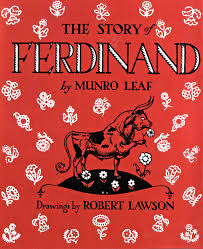 a subversive bull robert lawson and the story of ferdinand