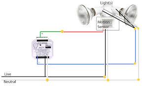 how to wire pir sensor light youtube fine motion wiring diagram