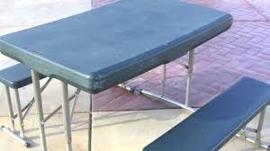 Portable Folding Picnic Table Picnic Tables For Sale From Portable Folding Plastic Metal To