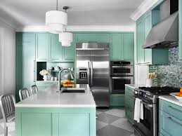 Kitchen Cabinet Value by The Value Of Colored Kitchen Cabinets My Home Design Journey