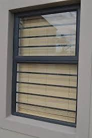 cape town burglar bars elegant finish extra strength also in
