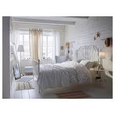 Ikea Gjora Bed Bedroom Ikea Clean Green And Clutter Free Sfdark