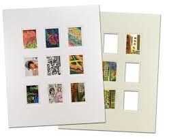 viewpoint artist trading card mats jerry s artarama