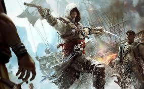 Flag Pictures Assassin U0027s Creed Black Flag Kostenlos Abstauben Shooter Szene