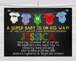 marvel baby shower baby shower invitation by maopartyprintables