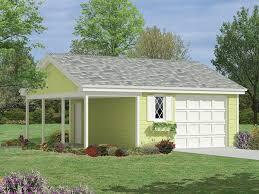 Shop Plans With Loft by One Car Garage Plans With Loft House Plans