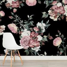 rose wallpaper u0026 rose wall murals murals wallpaper