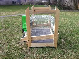 Backyard Quail Pens And Quail Housing by Quail Cage For 16 Quails With Feeder And Drinker Quail Box Quails