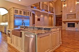 Kitchen No Backsplash by Bathroom Divine Kitchen Island Sink And Raised Bar In Antique
