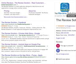 reviews the review solution customers