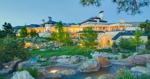 denver colorado mega mansion estate for sale by auction supreme