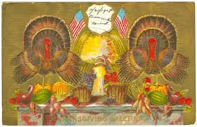 greetings from thanksgivings past in new york ephemeral new york
