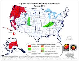 Missouri Wildfire Map by As Northern Lights Shimmer A Glacier National Park Fire Lights Up