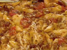 Barefoot Contessa Macaroni And Cheese Spicy Macaroni And Cheese With Chorizo Sausage Recipe The Neelys