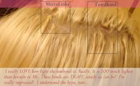 microlink extensions tembond vs microlinks manemaxx hair extension kits