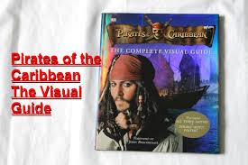 pirates caribbean visual guide book quick