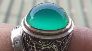 best stone rings images Bacan stone ring the best agate stone from indonesia jpg