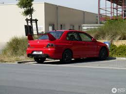 mitsubishi evo red mitsubishi lancer evolution ix 20 july 2016 autogespot