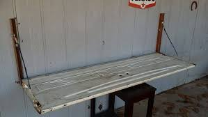 Bench Made From Tailgate How To Make A Tailgate Wall Bench Page 1