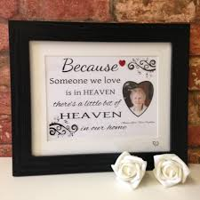 in memory of gifts personalised remembrance gifts for lost loved ones