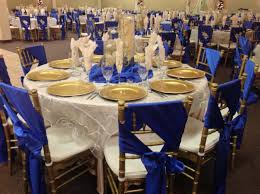 blue and gold decoration ideas awesome blue gold wedding decorations wedding