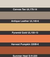 i think i u0027ve settled on my color palette for my redecoration behr