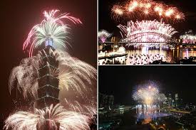 New Years Eve 2015 Decorations Uk by New Year U0027s Eve 2015 How It Was Celebrated Around The World