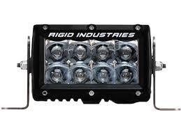 rigid industries led driving lights shop rigid 4 inch amber spot led light bar