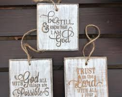 rustic bible verse etsy