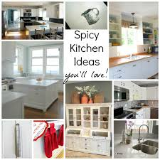 rental kitchen ideas spicy kitchens starring you lemonade