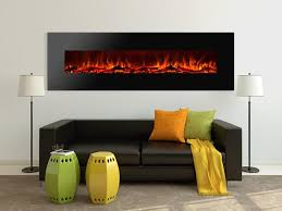 Electric Fireplace For Wall by Best Wall Mount Electric Fireplace Ideas In Living Room Modern Blaze