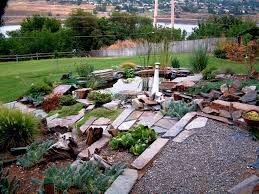 classy 80 slate rock garden ideas inspiration of best 25 rock