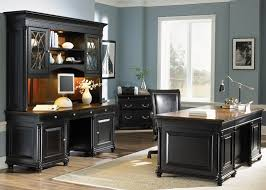 Executive Home Office Furniture Sets St Ives Executive Home Office Desk In Two Tone Finish By Liberty